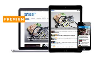 Gratis Dagblad van het noorden DVHN Premium abonnement (Digitaal)