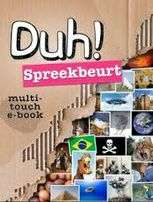 Gratis kinderboekjes van Duh voor op je ipad