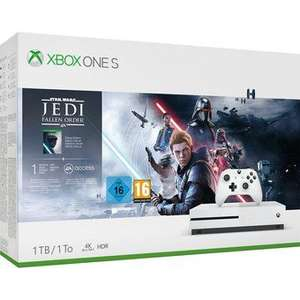 Xbox One S 1 TB wit Star Wars Jedi: Fallen Order