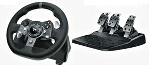 Logitech G920 driving force @ Media Markt