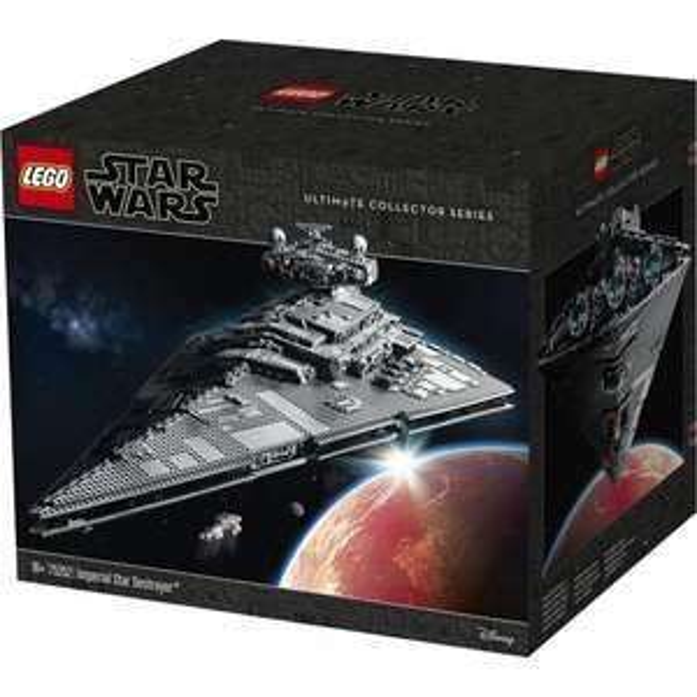 LEGO D2C Star Wars Imperial Star Destroyer (75252)