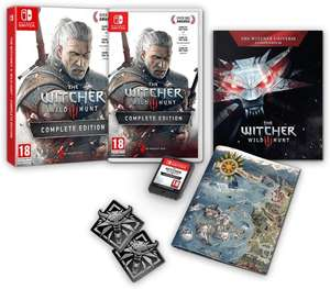 The Witcher 3: Wild Hunt Complete Edition (Switch) @ Bol.com