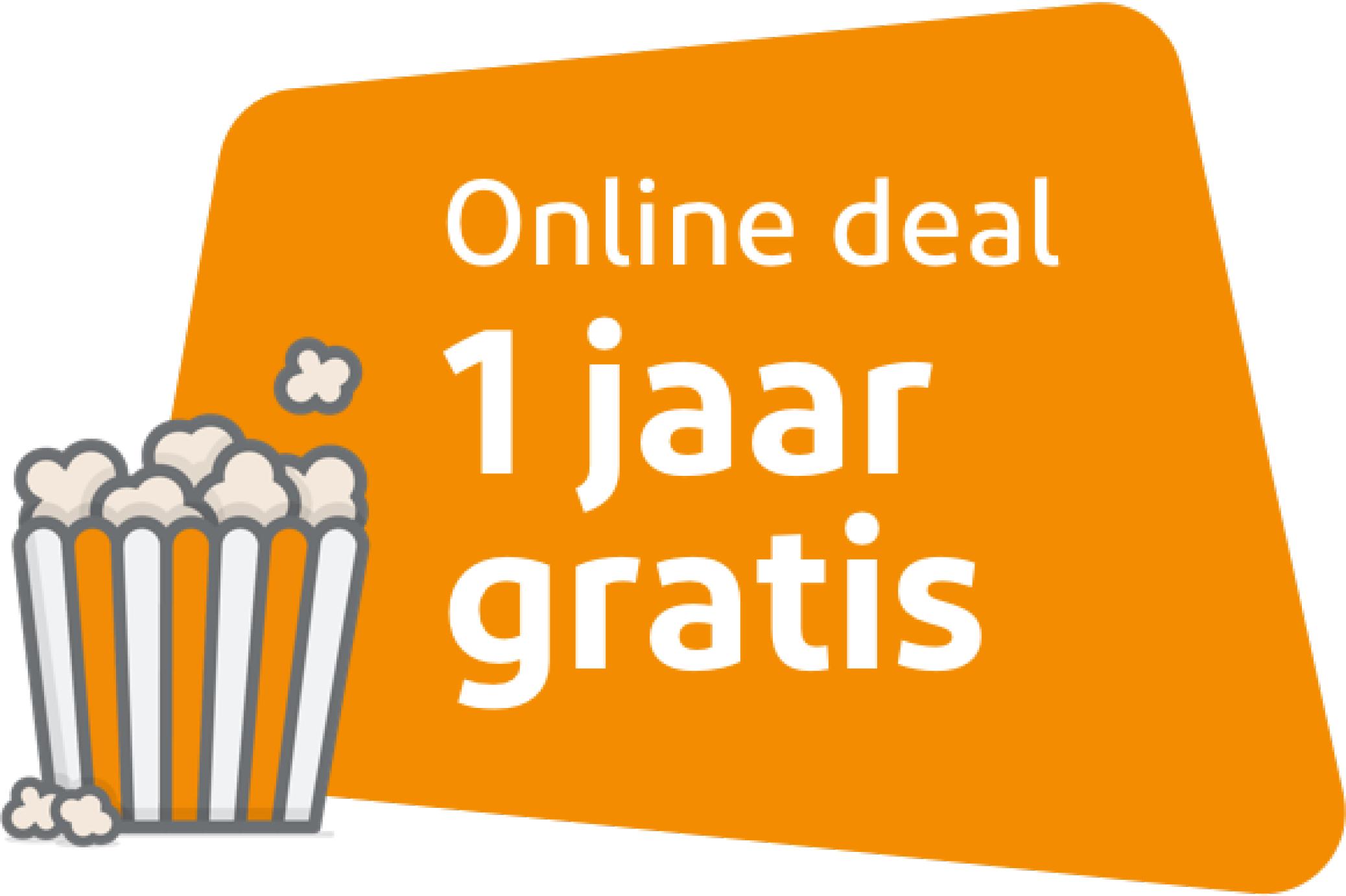 Tot 4 maanden gratis zakelijk internet en gratis 1 jaar movies & series XL bij Ziggo zakelijk.