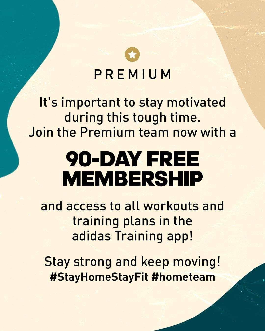 Gratis 90 dagen Runtastic premium