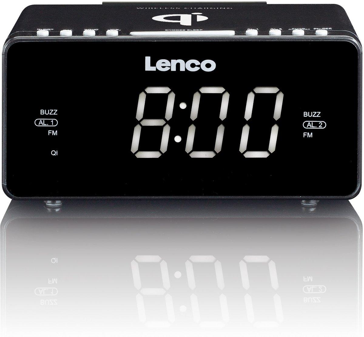 Lenco CR-550 Wekkerradio €15,64 @ Amazon.nl