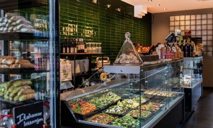 [A'dam afhalen] 300 grams verse Italiaanse maaltijd bij Renzo's voor €5,99 @ Groupon