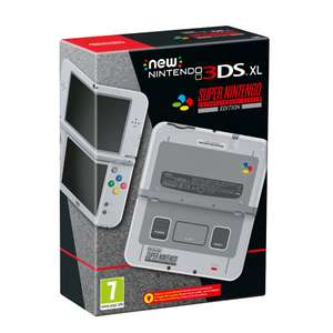 [Lokaal] New Nintendo 3DS XL SNES Edition (Intertoys)