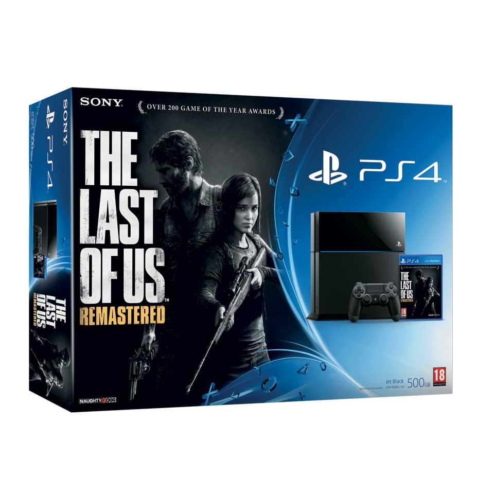 PS4 voor €359,99 /  The Last of Us bundel voor €388,98
