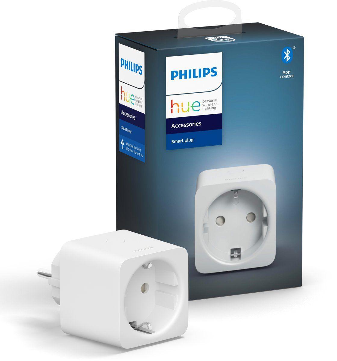 Philips Hue smart plug met EU stekker (Bol.com select voordeel)