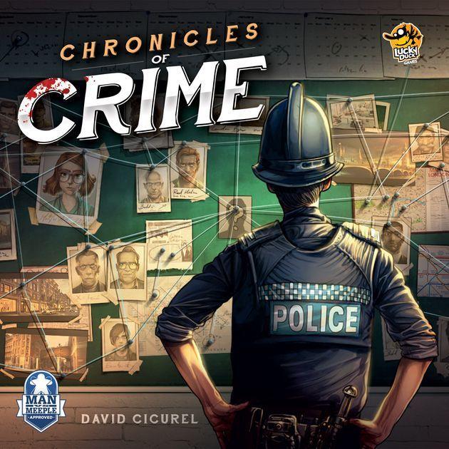 """Chronicles of Crime - (tijdelijk) gratis scenario """"Keuken van de Duivel"""""""