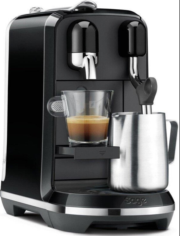 Nespresso Sage SNE500BKS The Creatista Uno Black