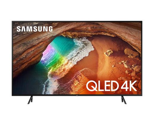 Samsung QE82Q60R | 82 inch 100Hz QLED TV