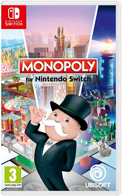 [Switch] Monopoly voor €17,38 bij Amazon Nederland
