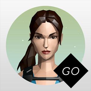 Lara Croft GO gratis in de Play Store en de App Store