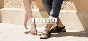 Birkenstocks schoenen in de sale @ Limango