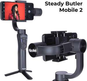 Rollei Steady Butler Mobile 2 Smartphone-Gimbal @ Amazon.nl