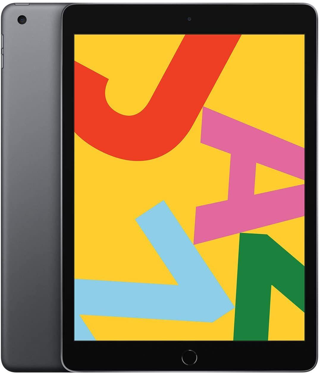 Apple iPad 2019 WiFi 32gb alle kleuren €329,-
