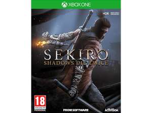 Sekiro Shadows Die Twice (Xbox One) @ Media Markt