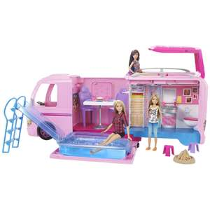 Barbie dream Camper fbr34 (mattel)