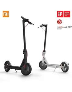 Xiaomi M365 elektrische step zwart en wit - Aliexpress [EU Warehouse]