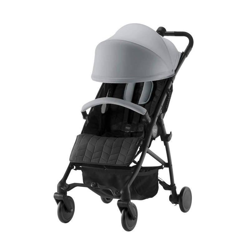 Britax Brömer B-Lite steel grey buggy