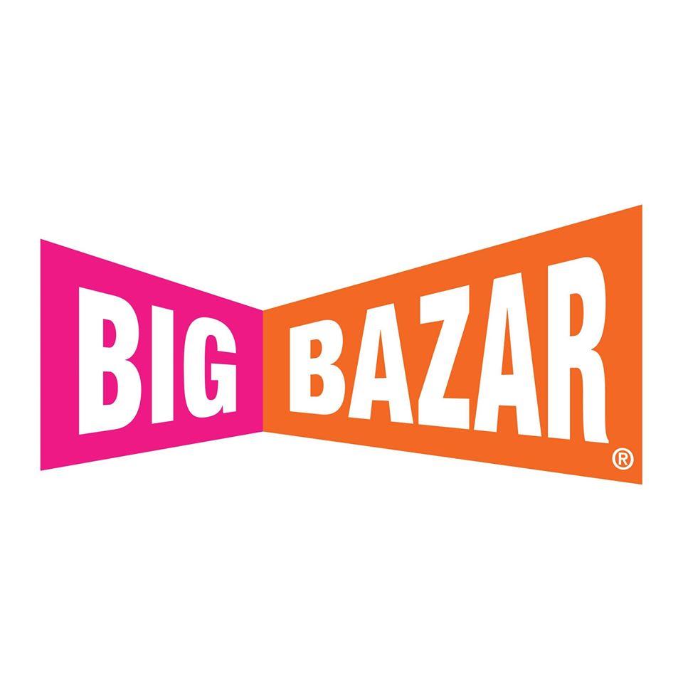alle paas artikelen 1+1 gratis @ Big Bazar