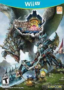 Monster Hunter 3 Ultimate (Wii U) voor €25 @ Bart Smit