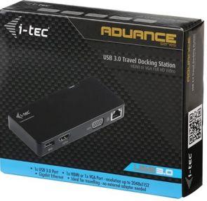 i-Tec Advance Travel - Dockingstation