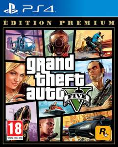Grand Theft Auto 5 (GTA V) - Premium Edition PS4@amazon.nl