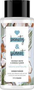 Love Beauty And Planet Conditioner Volume & Bounty 400 ml voor €1,29 @ Bol.com