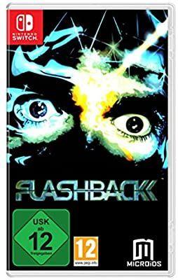 Flashback voor Nintendo switch Anniversary edition