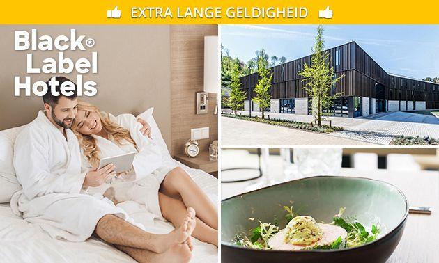 Overnachting + Ontbijt in Valkenburg