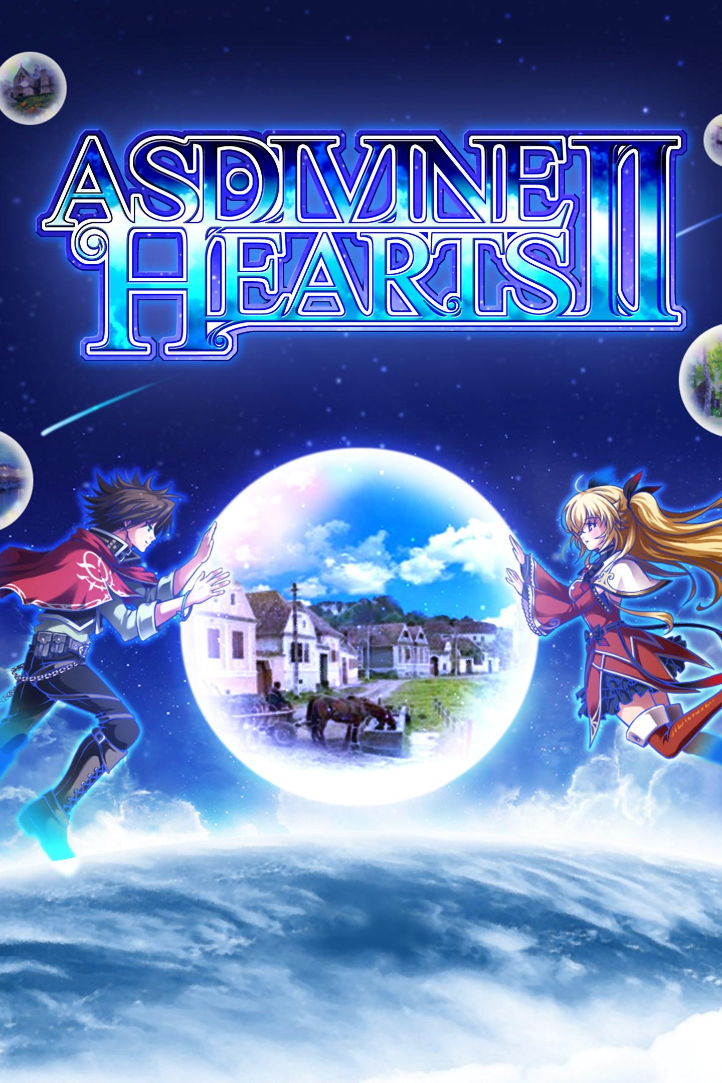 Asdivine Hearts II (Xbox One) gratis voor Xbox Live Gold members @ Xbox Store Japan