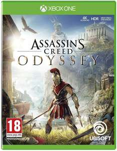 Assassin's Creed: Odyssey (Xbox One)