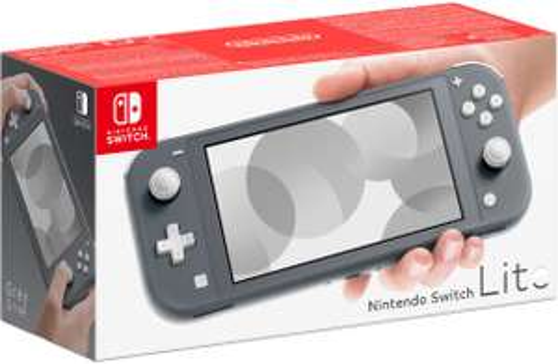 Nintendo Switch Lite Console, Grijs