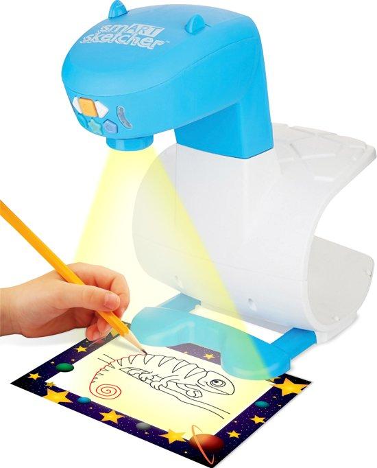 Smart Sketcher projector inc sd-kaart voor €29,99 @ bol.com