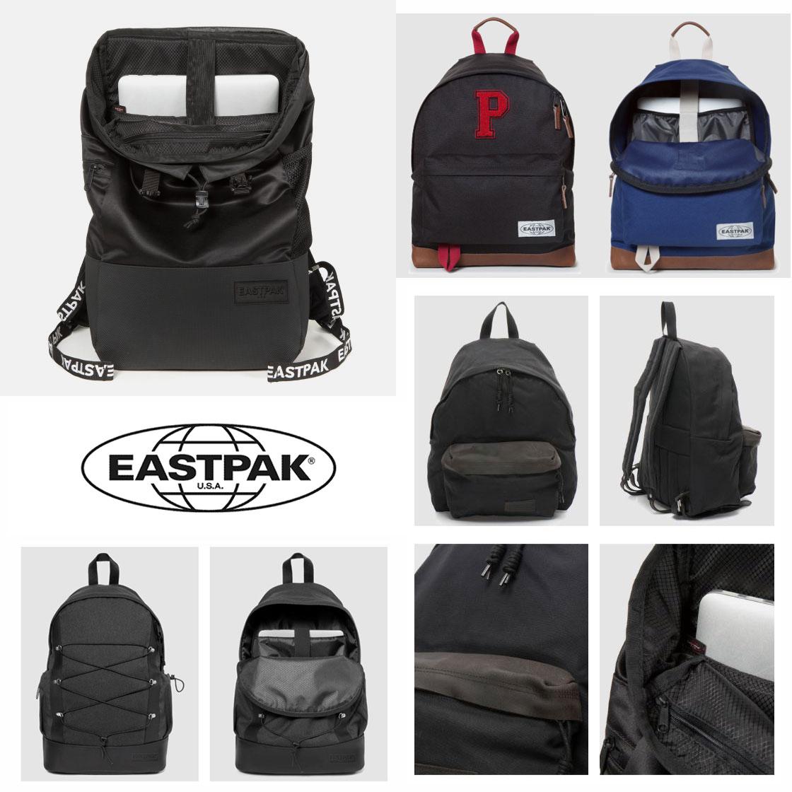 Eastpak rugtassen -70% korting - va €24,99 @ Masion Lab