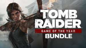 Tomb Raider GOTY Bundle voor Steam