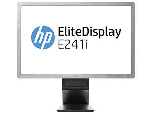 HP EliteDisplay E241i IPS Monitor voor € 192,23 @ Max ICT