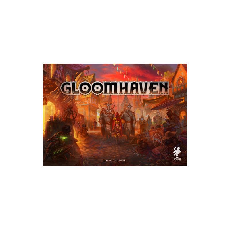 Gloomhaven - tactisch/rollenspel boardgame