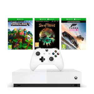 Microsoft gameconsole Xbox One S All-Digital 1TB