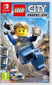 [Digitaal] Lego City Undercover (Switch)