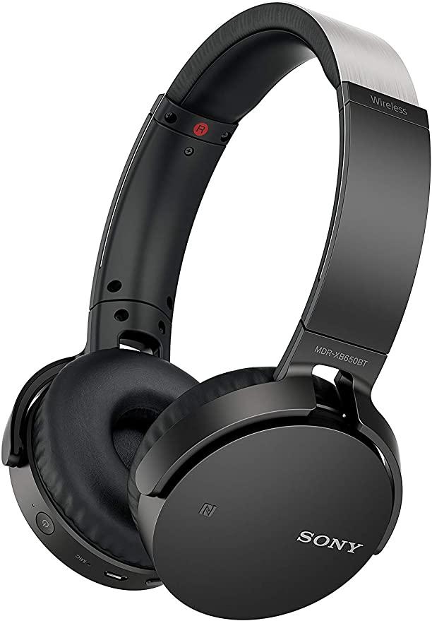 Sony MDR-XB650BT @ amazon.de / amazon.nl