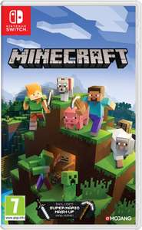 [Fysiek] Minecraft Nintendo Switch Edition