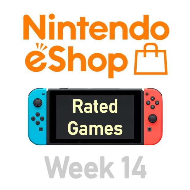 Nintendo Switch eShop aanbiedingen 2020 week 14 (deel 1/2) games met Metacritic score