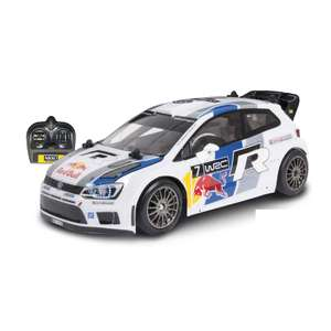Nikko RC VW Polo WRC Red Bull / Porsche 911 GT3 Cup voor €19,99 @ Intertoys
