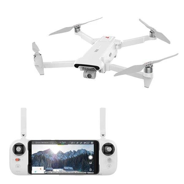 Nieuwe Xiaomi FIMI X8 SE 2020 8KM Drone, Gimbal, 4k camera, 35 min accu @Banggood