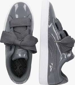 Puma Basket Heart Patent sneakers (waren €99,90) @ About You