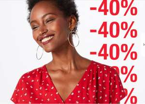 SALE tot -73% + tot 40% EXTRA + 10% extra @ ABOUT YOU