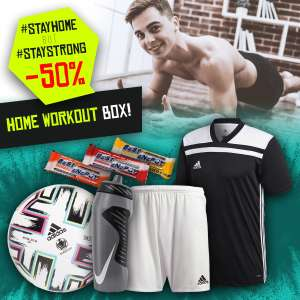 adidas / Nike 5-delige workout set @ Geomix